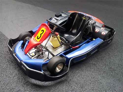 120cc mini kart for small children